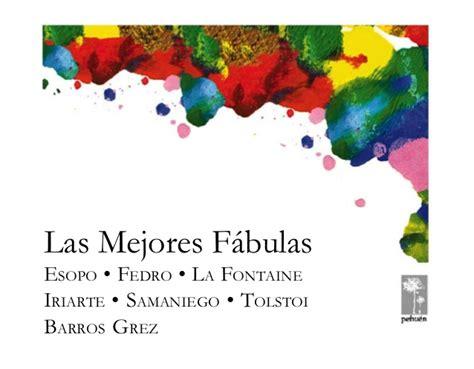 libro fabula de la ratoncita lasmejorres fabulas libro