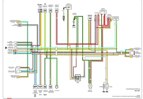 wiring diagram yamaha mio sporty wiring diagram