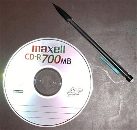 format a cd r inventos ingeniosos el cd el tamiz