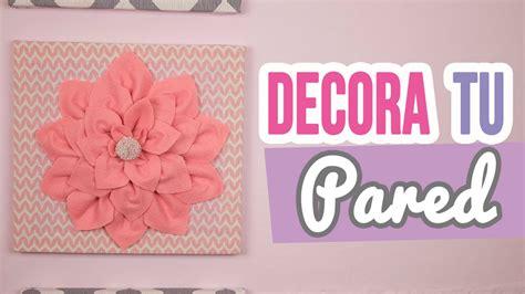 decoraciones de cuadros 161 decora tu pared con cuadros de tela y flores ideas para
