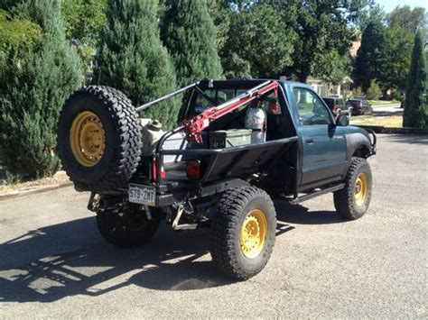 Toyota Rock Crawler For Sale Sell Used 1997 Toyota Tacoma Rock Crawler Dd In Denver