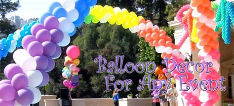 Balloon celebrations is tops in balloons in toronto balloon decorating balloon bouquets