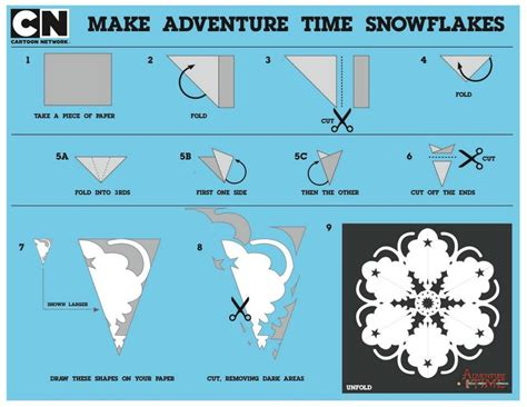 How Do U Make A Snowflake Out Of Paper - make it snow with diy wars of thrones and more