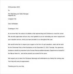 Business Solicitation Letter Template Sample Solicitation Letter Best Letter Sample