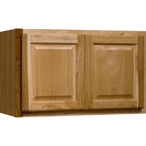 hton bay 30x18x12 in hton wall cabinet in
