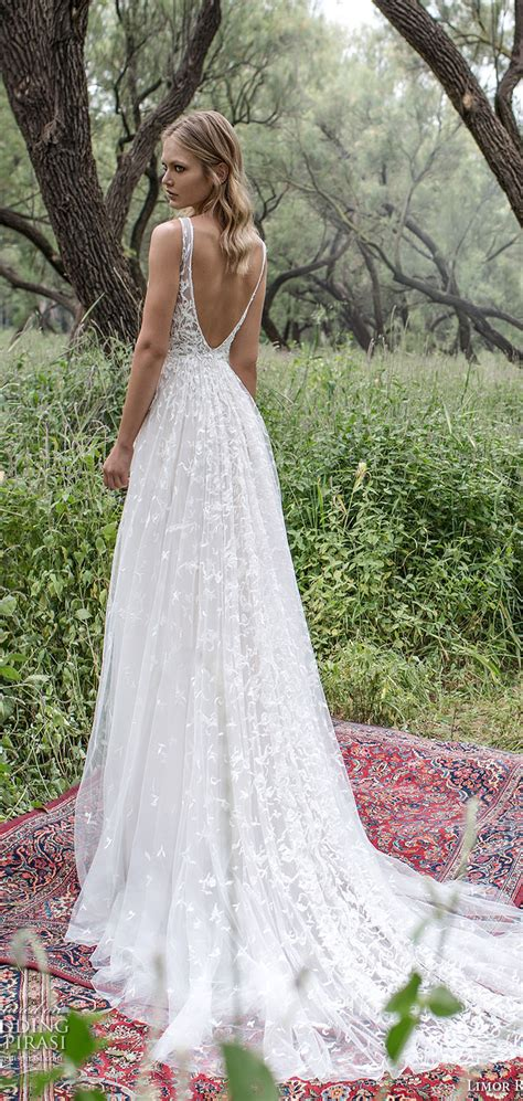 Wedding Dress by 20 Stunning Open Low Back Wedding Dresses For 2017