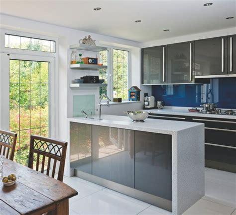 15 modern kitchen island designs we love 15 modern grey kitchen cabinets in silver shades fresh