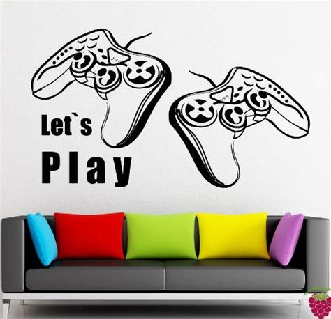 xbox wall decor 1000 ideas about game room decor on pinterest pool cues