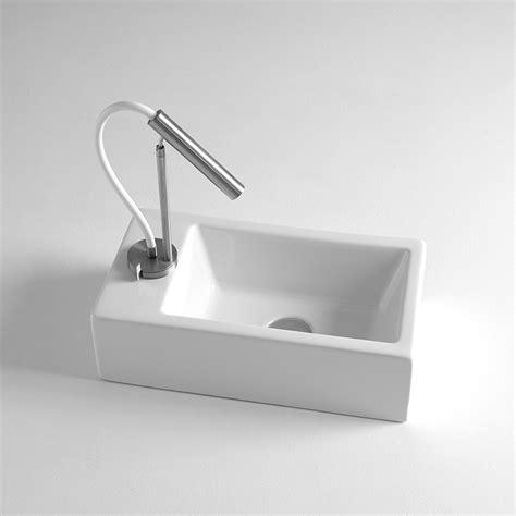 costo lavandino bagno mini lavabo bagno 24x44 cm