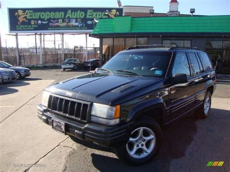 1998 black jeep grand 5 9 limited 4x4 47292106 gtcarlot car color galleries