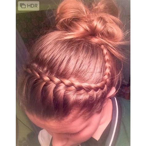 Sports Hairstyles by Sport Hairstyles The Run Braid Combo Hairstyles For