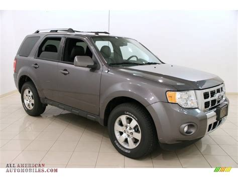 ford escape grey 2010 ford escape limited v6 in sterling grey metallic