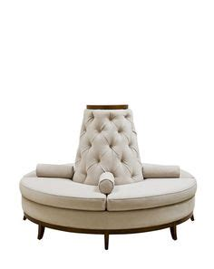 circle banquette settee lobby sofa lobby sofa chapter 69 paging dr