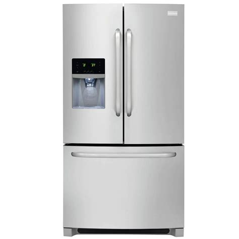 frigidaire 27 19 cu ft door refrigerator in