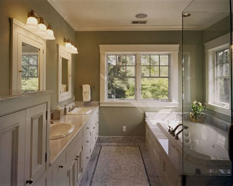 custom craftsman craftsman bathroom other metro by