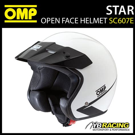 New Helmet Special Black Size M Nyaman rally sizes s new sc607e omp helmet open karting track day rally sizes s