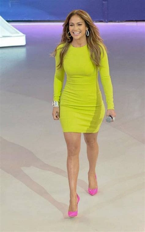 Style J Los Dress by In Neon Yellow Dress And Neon Pink Shoes