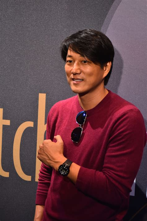 fast and furious korean actor interview actor sung kang talks cars kids time and watches