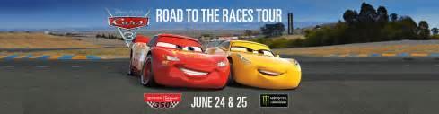 cars 3 nascar events sonoma raceway