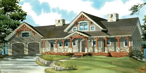 house planss one floor house plans with porches