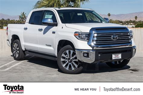 2019 toyota cab new 2019 toyota tundra 2wd limited crew cab in
