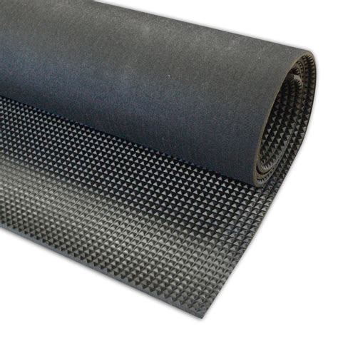 great wall quality pyramid rubber sheet anti slip mat