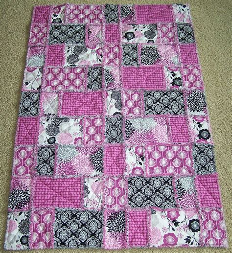 pattern rag quilt rag quilt idea love these colors this is kind of a