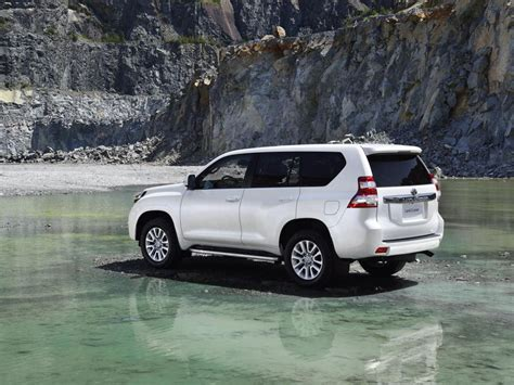 Toyota Land Cruiser 2014 2014 Toyota Land Cruiser Prado Coming To South Africa