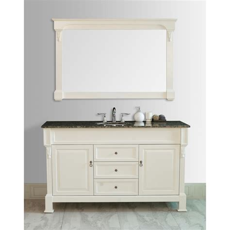 60 Inch Sink Vanity Granite Top by Galaxy 60 Inch Single Sink Vanity Finish Baltic