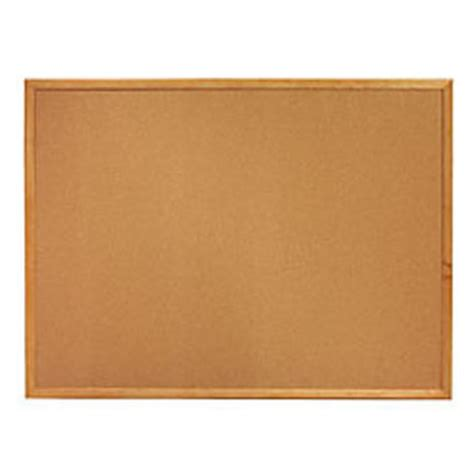 quartet cork bulletin board with from office depot