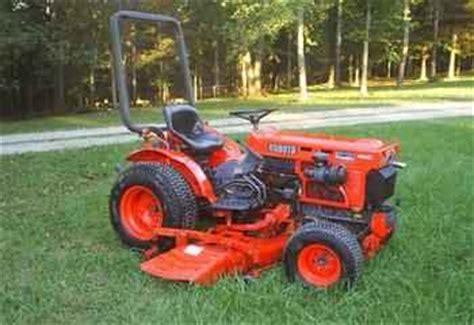 Used Farm Tractors For Sale Kubota B7100 2004 10 03