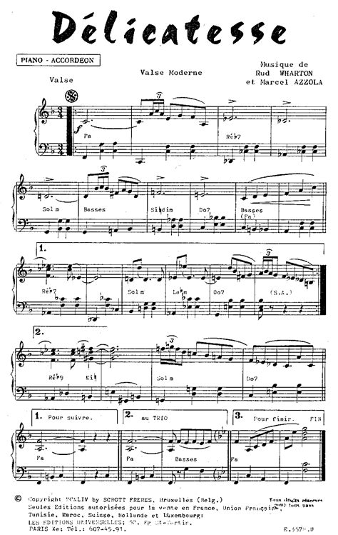 marcel azzola rue de la chine titres dont marcel azzola est compositeur
