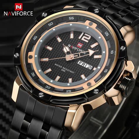 jam tangan pria original naviforce nf9078 apa saja ada