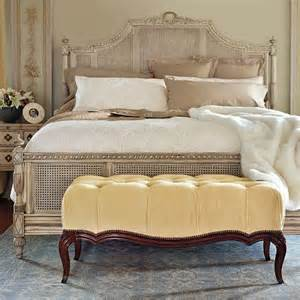 French Country Beds Beauvier French Cane Bed Pretty Bedroom Pinterest