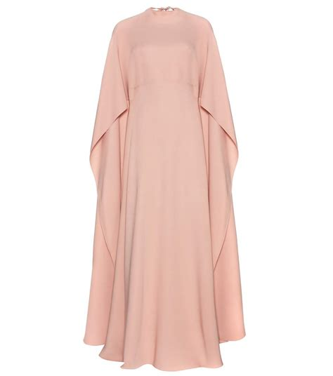 Maxi Dress Outer Wafell Pink 1170 valentino silk dress accessories 527942 1 170 80 cheap valentino handbags