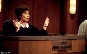 Bench Court Definition Judge Judy Speaks Out About Her Mini Stroke I Was