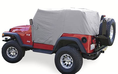 Cover For Jeep Wrangler 1992 2005 Jeep Wrangler Vdp Monty Cab Cover Vdp 501161