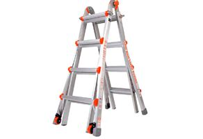 ladders at the home depot