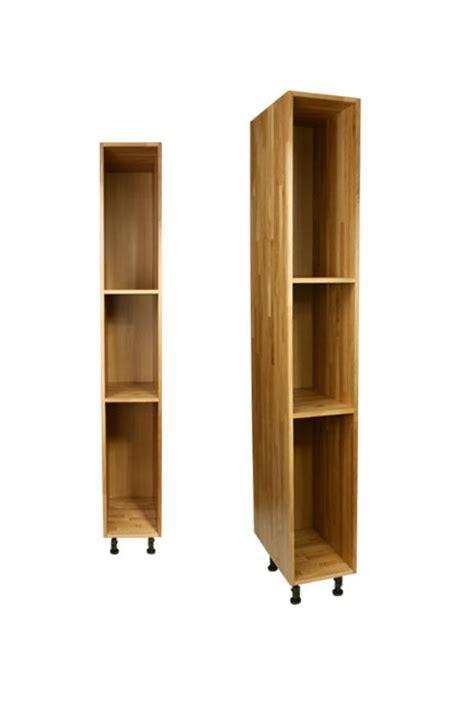wood kitchen storage cabinets kitchen larder units storage cabinets solid wood