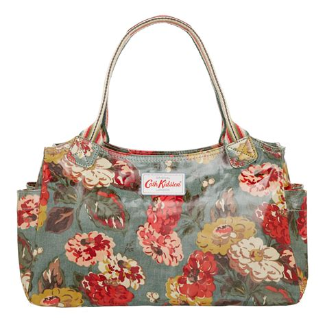 day bags cath kidston day bag autumn bloom teal royal gifts