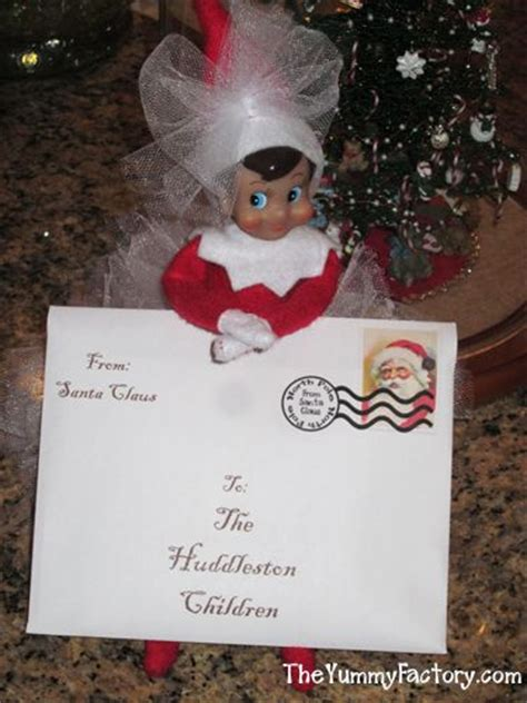 elf on the shelf printable instructions elf on the shelf letter from santa you can download a