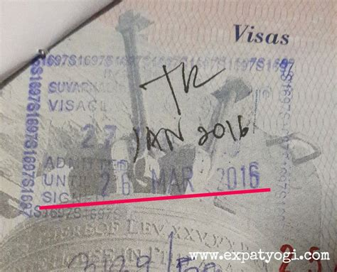 What Is The Expiration Date On A Visa Gift Card - how to get tourist visa extension in chiang mai