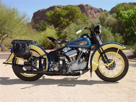 Knucklehead Harley Davidson by Harley Davidson Knucklehead 2528857