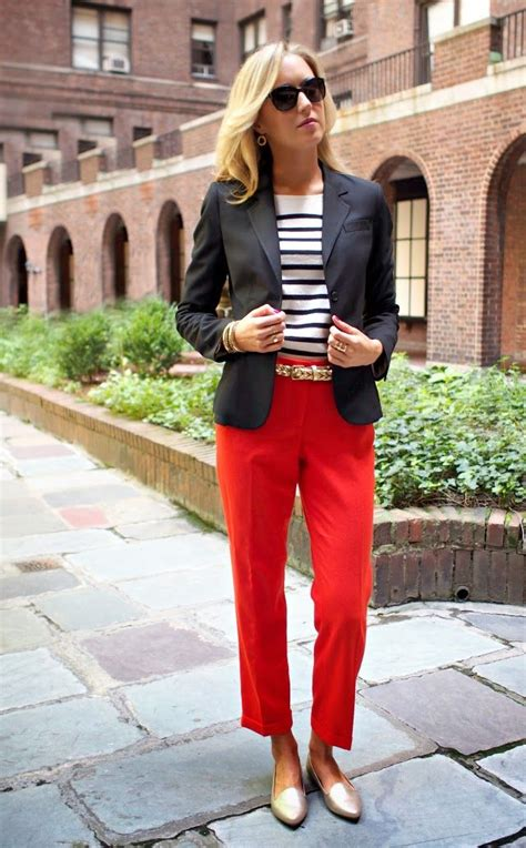 what looks good with red 17 cute outfits to wear with loafers for women this season