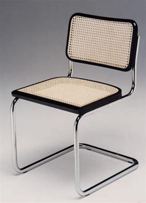 sedie breuer sedia marcel breuer cesca