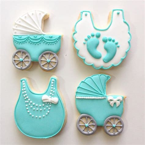 Cookies For Baby Shower Boy by 25 Best Ideas About Baby Boy Cookies On