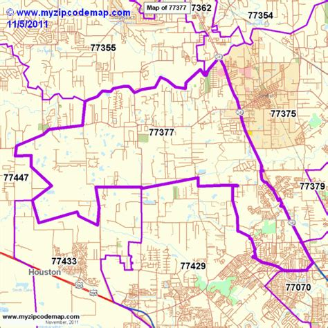 tomball texas map zip code map of 77377 demographic profile residential housing information etc