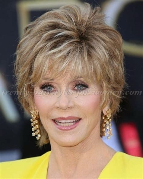 jane fonda haircuts for 2013 for women over 50 trendy medium length haircuts for women over 40 short