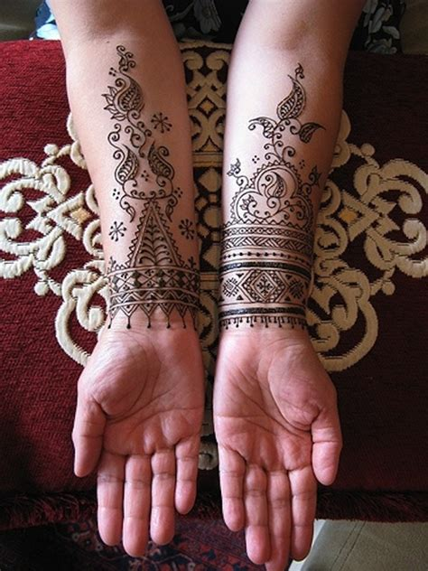 is henna tattoo permanent 60 stunning henna tattoos and designs to