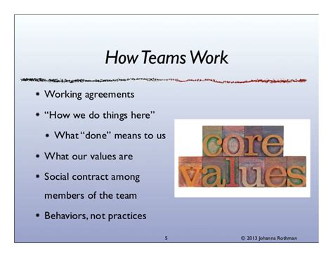 Mba 641 Project 5 by Agile Teams Collaboration Charter